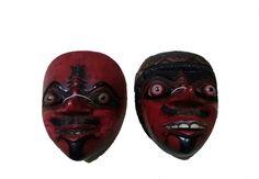 antiques bali: Topeng