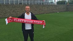 Fleetwood Town FC @ftfc  2h2 hours ago RICARDO SIGNS: Dutch midfielder Ricardo Kip has joined @ftfc. Welcome Ricardo! #codarmy