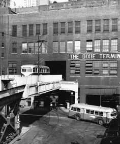 Our Rich History:  1960's Dixie Terminal, Cincinnati and fond memories of taking Green Line downtown