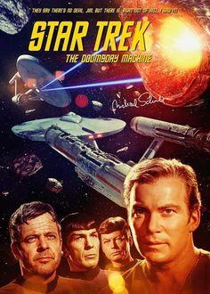"Star Trek: The Original Series ""The Doomsday Machine"" (First Broadcast: October Star Trek Show, Star Trek Tv, Star Wars, Star Trek Original Series, Star Trek Series, Tv Series, Science Fiction, Star Trek Posters, Star Trek 1966"