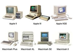 Apple in the 80's