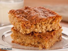 We love snack cakes because they're a snap to make, and they're a hit with everybody. Our secret with this snack cake is biscuit mix that gives it a texture similar to chewy brownies. Mmm!