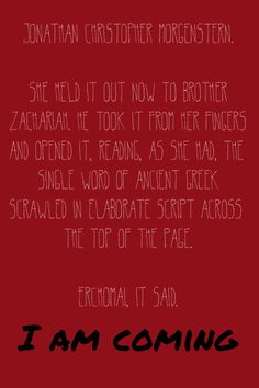 Last words of City of Lost Souls