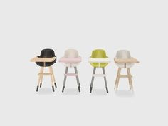 The Cutie - High Chair Found in TSR Category 'Sims 4 Kids Furniture'
