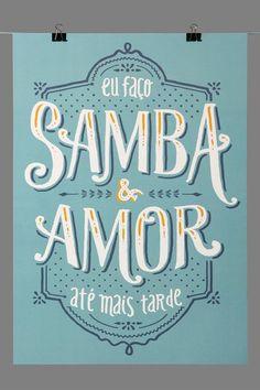 Poster Samba e Amor                                                                                                                                                                                 More