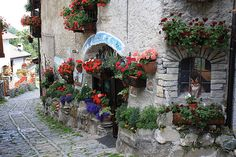 Usseaux, Piedmont, Italy    photo by adele valentino