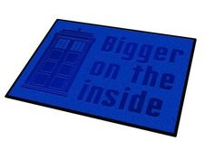 Door mat for our tiny home