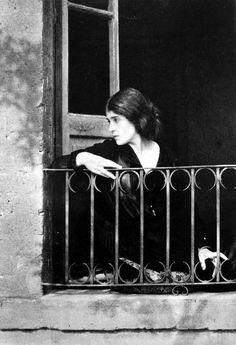 Edward Weston. Tina Modotti, 1923  [::SemAp FB || SemAp::]  [Le Clown Lirique]