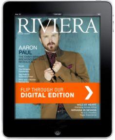 Riviera Orange County | Modern Luxury October issue | Cover boy Jesse Pinkman