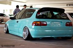 Honda Civic Eg Hatchback <3