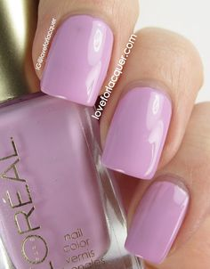 Lacey Lilac from the Versailles Romance collection spring 2013