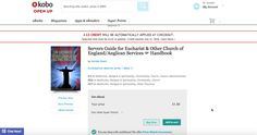 Servers Guide for Eucharist & Other Church of England/Anglican Services ☞ Handbook @ Kobo