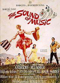 Salzburgo, Austria, en los úItimos días dorados de la década de los treinta… Sonrisas y lágrimas, 1965, de Robert Wise con Julie Andrews y Christopher Plummer.