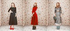 Ulyana Sergeenko Fall-Winter 2011 – 2012 collection