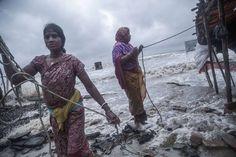 Sinking Sundarban | Supratim Bhattacharjee Weather Storm, Portfolio Site, Extreme Weather, Sink, Sink Tops, Vessel Sink, Vanity Basin, Sinks, Wash Stand