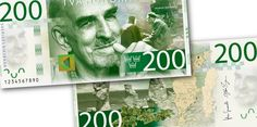 Swedish Krona wallpaper