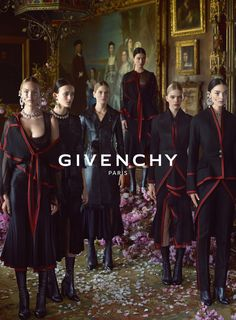 Givenchy Fall/Winter 2015/16 by Mert Alas & Marcus Piggott