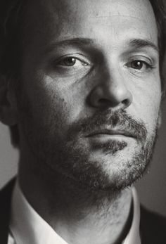 Shot at MetroDaylight Studio - W Magazine / Best Performances Feb 2016 Issue - Peter Sarsgaard - Photographer: Peter Lindbergh