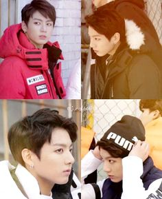 #jungkook #puma #superhandsome