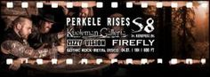 Perkele Rises – S8 Underground Club I Kuoleman Galleria [FIN] I Zizzy Vision I Firefly I Gothic Rock-Metal Rockdisco by Zizzy