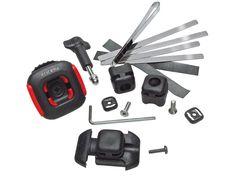 KLICKfix CAM ON!  monter dégagement rapide pour caméra GoPro noir
