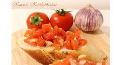 Kurze´s Köstlichkeiten: herzhafte Vorspeißen #2: Bruschetta