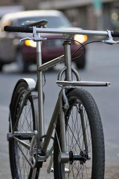 Vélomachine, le singlespeed à vocation utilitaire
