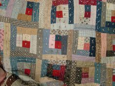 Old tied quilt | Flickr - Photo Sharing!
