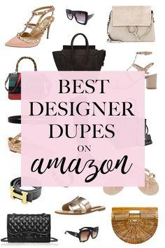 4b0fb29bbcf5 20 of the Best Designer Dupes on Amazon. Fake Designer BagsDesigner ...
