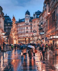 In Vienna, Austria. City Aesthetic, Travel Aesthetic, Beautiful Places To Travel, Cool Places To Visit, Austria Travel, Japan Travel, Voyage Europe, Future Travel, Adventure Is Out There