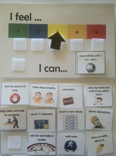 """I Feel, I Can: A Coping Skills Toolbox to Assist Behavior Regulation"" is a flexible resource for teaching students coping skills to help them become better able to regulate their emotions and behavior. In addition to an interactive visual support it contains materials to teach each of twelve specific coping skills. It is appropriate for a wide range of learners and can be taught in a variety of settings. $"