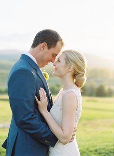 Photography: Elisa Bricker - www.elisabricker.com  Read More: http://www.stylemepretty.com/2014/09/11/preppy-spring-charlottesville-wedding/