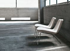 Ray Lounge Chair - Hay