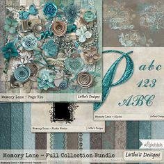 Memory Lane - Full Collection Bundle