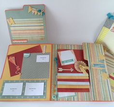File Folder Photo Album This is the Life by CallMeCraftie on Etsy