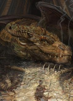 Dragon by Lindsey Burcar