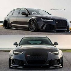 Badass Audi.