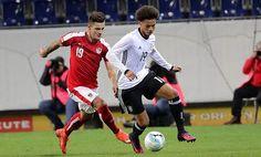 EM-Qualifikation DFB-Team zeigt Österreichs U21 die Grenzen auf - sportnet.at