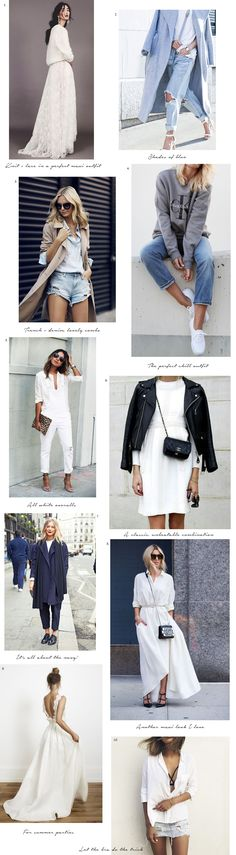 10 Outfits To Copy