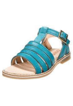 HÖLLICK - Sandaler - turquoise