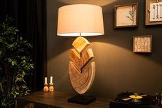 Stolová lampa ARTWORK LEAF Design Tisch, Decoration, Table Lamp, Lighting, Artwork, Home Decor, Environment, Woodwind Instrument, Mirror Glass