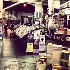 Rough Trade East, off Brick Lane