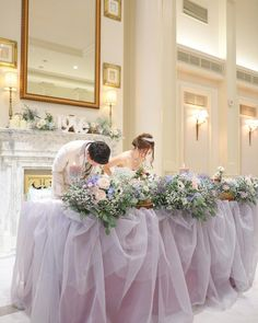 Go to the webpage to see more on wedding table arrangements chairs Click the link for more information Wedding Table Decorations, Wedding Arrangements, Table Arrangements, May Weddings, Table Flowers, Reception Table, Bridal Flowers, Purple Wedding, Wedding Events