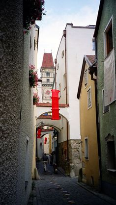 Passau, Germany 2003