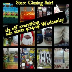 TOMORROW STORE CLOSING SALE! DAMN Connection 15935 Lee RD Houston TX 77032