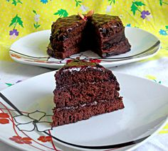 Tortulet de ciocolata in 4 minute