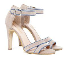 """Ophelia"" open toe heel by solesociety.com"