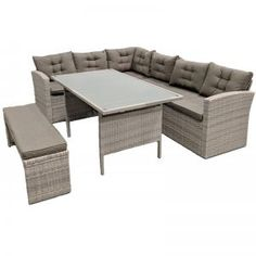 Corner Units - Luckys Discount Centre Garden Furniture, Outdoor Furniture Sets, Outdoor Decor, Patio Seating, Patio Tables, Lounge Suites, L Shaped Sofa, Corner Unit, High Quality Furniture