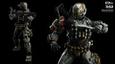 1/6th scale HALO - A239 EMILE SPARTAN-III feature at HALO Waypoint blog:  http://blogs.halowaypoint.com/Headlines/post/2013/09/13/Pre-Orders-Open-For-Spartan-Emile-16-Scale-Collectible-Figure.aspx  and it's up for pre-order at HALO Waypoint Store:  http://www.halowaypointstore.com/collectibles-and-toys/spartan-emile-one-sixth-scale-collectible-figure-deposit.html  #threeA #3A #HALO #Spartan #collectibles #videogames