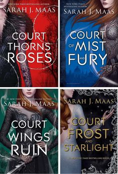 A COURT OF THORNS AND ROSES SERIES<<< I have been thinking about starting it